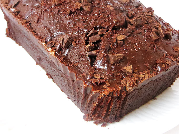 Chocolate And Golden Syrup Loaf Cake Olive Tree Kitchen