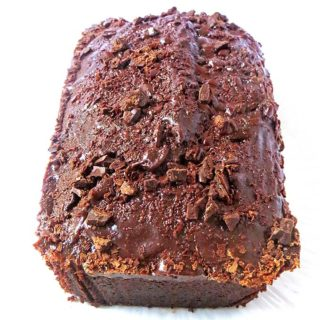 Chocolate And Golden Syrup Loaf Cake